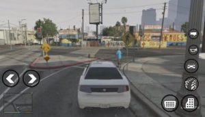 لعبة GTA V1.1 بحجم صغير
